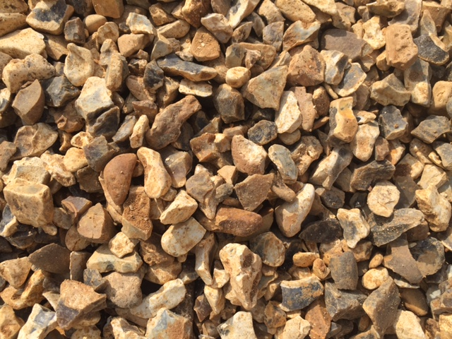 Decorative Gravel (Cotswold, Cerney, Ringwood and other specialised gravels) - Ross Hillman Ltd builders merchant