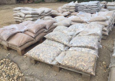 25kg Bags all materials