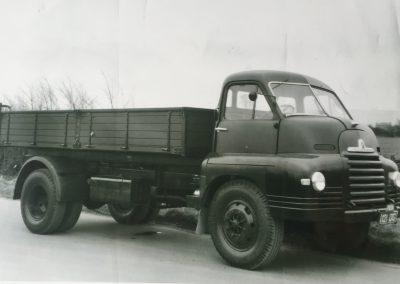 Bedford S type mid 1950s
