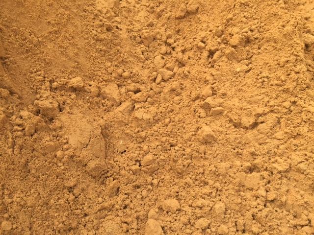 Building and Concrete Sands - Ross Hillman Ltd builders merchant