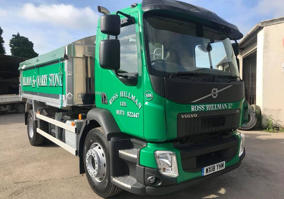 WE ARE RECRUITING – Class 2 HGV Tipper driver